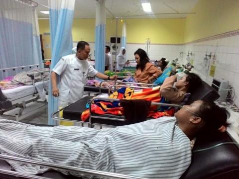 13 Siswa Keracunan Jalani Rawat Inap di RS Polri