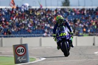 Comeback Rossi Mengejutkan Para Penghuni Podium