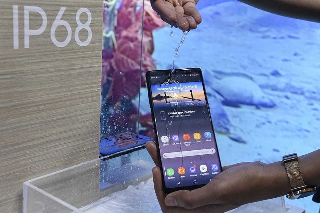Samsung Resmi Rilis Galaxy Note 8 di Indonesia