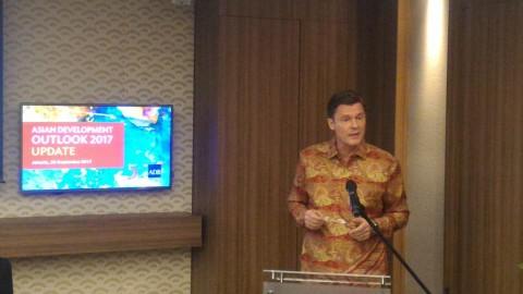 ADB: Ekonomi Global tak Pasti, Ekonomi Indonesia Tetap Kuat
