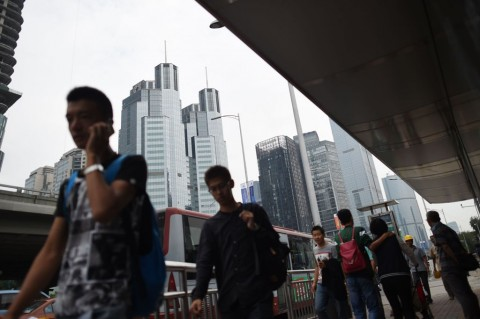 Pertumbuhan Ekonomi Asia Lebih Baik Ditopang Perbaikan Tiongkok