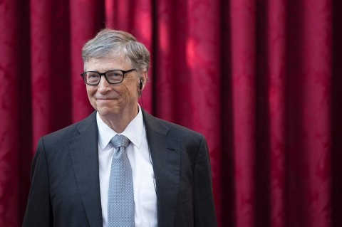 Bill Gates Gunakan Android
