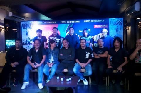 Konser Kolaborasi 5 Band Legendaris Indonesia