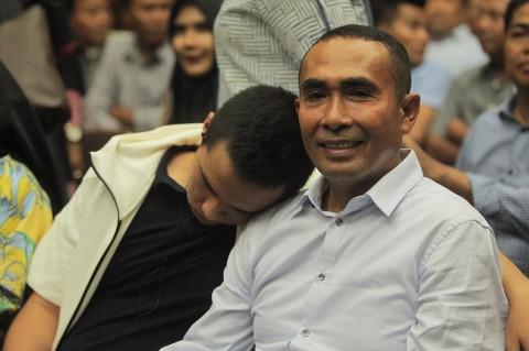 Samsu Umar Divonis 3 Tahun Penjara