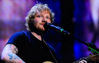 Ed Sheeran Merilis Video Lirik Terbaru