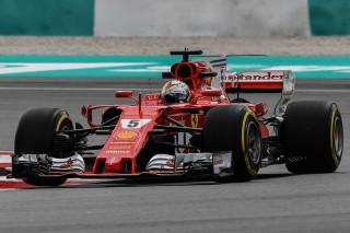 Vettel Tercepat pada Latihan Kedua GP Malaysia