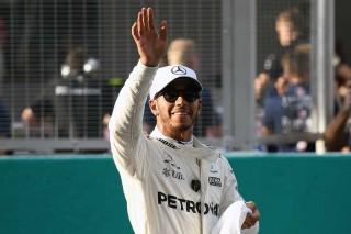 Hamilton Raih Pole Position GP Malaysia
