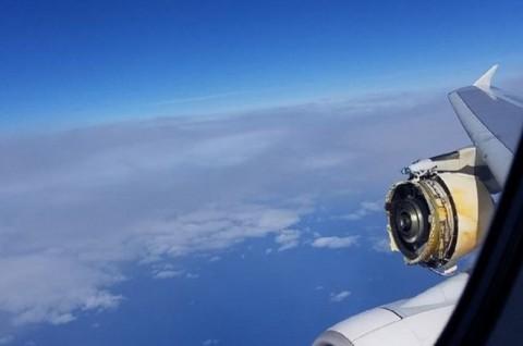 Mesin Pesawat Air France Mati saat Terbang di Atlantik