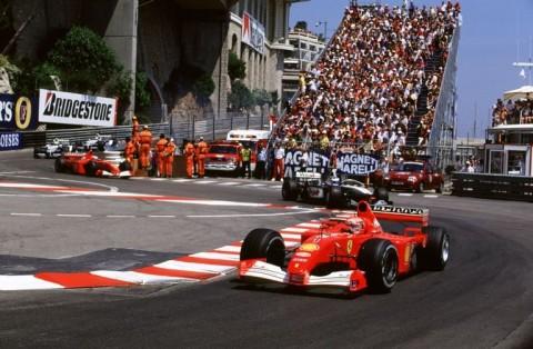 Ferrari Lelang Bekas Tunggangan Michael Schumacher