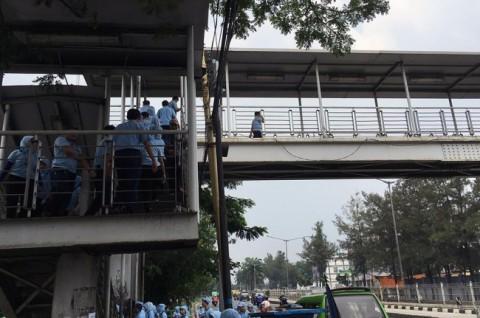 Bersabung Nyawa di Jembatan Buntung
