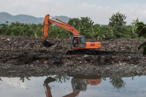 Antisipasi Banjir, Sungai Citarum Lama Diaktifkan Kembali