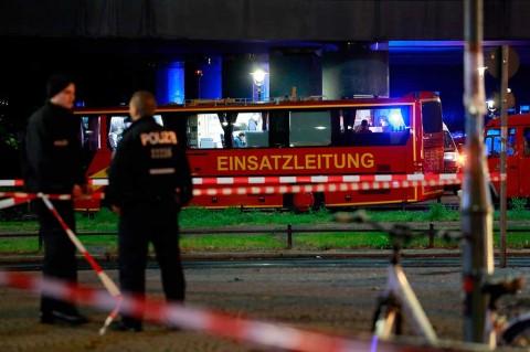 Bom Sisa PD II Kembali Ditemukan di Jerman