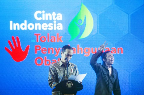 Jokowi: Kasus Obat Ilegal Seperti Fenomena Gunung Es