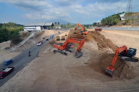 Anggaran Pembangunan Jalur Ring Road III Manado Rp110 Miliar