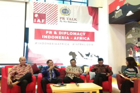 Kemenlu RI Dorong Pengusaha Muda Indonesia Berinvestasi di Afrika