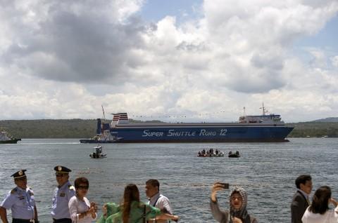 Pelayaran Kapal Rute Filipina-Bitung Terkendala Regulasi
