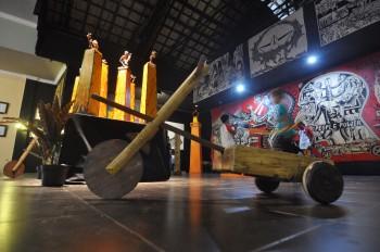 Pekan Budaya Indonesia Meningkatkan Perekonomian di Palu