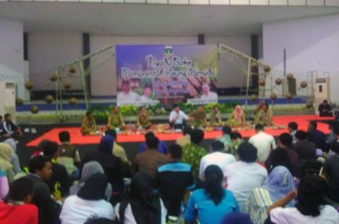 Atlet Banten Peraih Emas di Popnas Terima Uang Pembinaan
