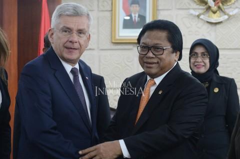 Indonesia-Polandia Jalin Kerja Sama Bidang Infrastruktur