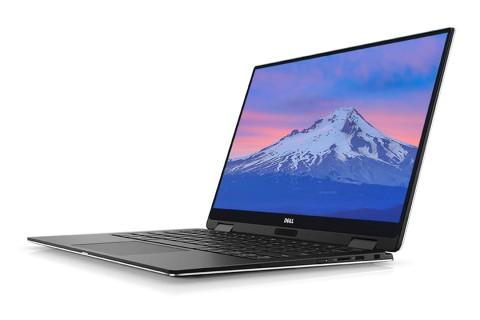 Dell XPS 13 2 in 1, Laptop Premium Kedepankan Fitur