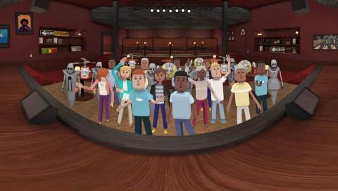 Microsoft Akuisisi Media Sosial VR