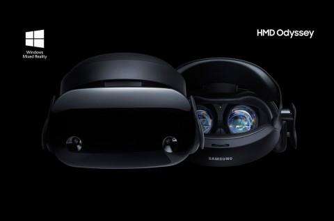 Samsung Punya Headset VR Keren, HMD Odyssey