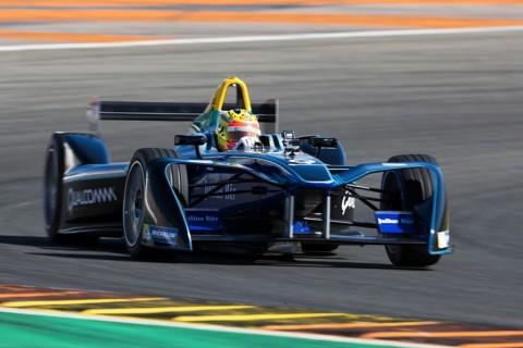 Rio Haryanto Selesaikan Tes Formula E