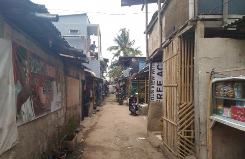 Djarot Diminta tak Mengusik Warga Kampung Bayam