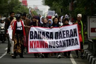 67 Bahasa Daerah Terancam Punah