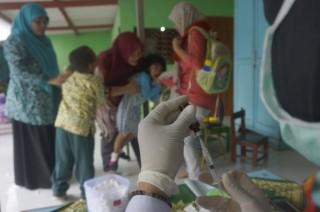 Tingkat Partisipasi Vaksin MR di Jabar 95 Persen