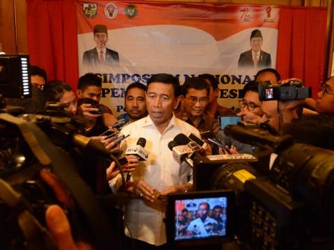 Panglima TNI akan Beri Rekomendasi Keluarkan Senjata Brimob