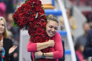 Halep Rebut Singgasana Peringkat 1 WTA