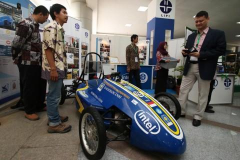 LIPI Pamerkan Ratusan Karya Riset di Gelaran Indonesia Science Expo 2017