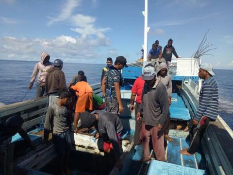 Nelayan Bitung Ditangkap karena Langgar Wilayah Penangkapan Ikan