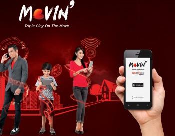 Rasakan Kemudahan dengan Aplikasi Movin'