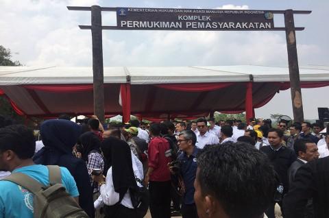 Permukiman Pemasyarakatan Ditargetkan Bisa Menampung 5.000 Warga Binaan