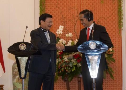 PM Sisoulith Undang Jokowi ke Laos