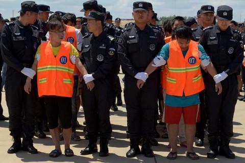 Kamboja Deportasi Puluhan WN Tiongkok Pelaku Penipuan Online