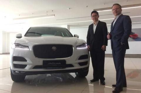Varian Baru Jaguar F-Pace Mengaspal di Indonesia