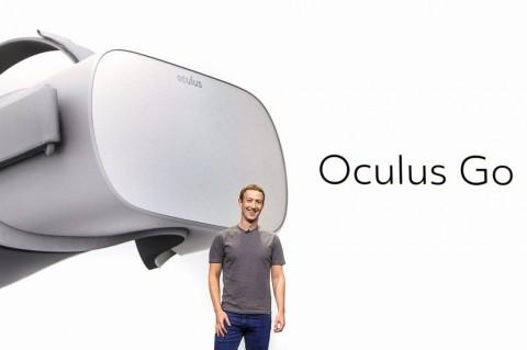 Oculus Go Jadi Kunci Keberhasilan Perangkat VR di Masa Depan