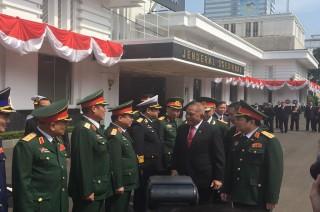 Ryamizard dan Menhan Vietnam Bahas Penanggulangan Terorisme