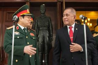 Menhan Nyatakan RI-Vietnam Berperan Penting Jaga Stabilitas