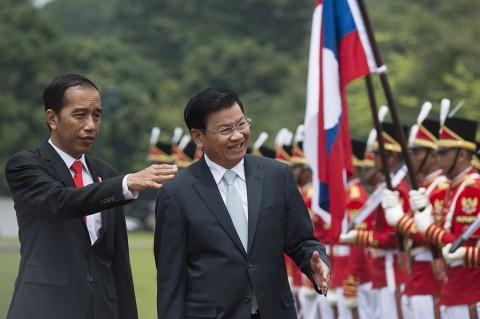 Perkuat Kerja Sama, Indonesia Berencana Buka Pabrik Pupuk di Laos