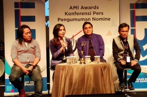 Daftar Lengkap Nominasi AMI Awards 2017