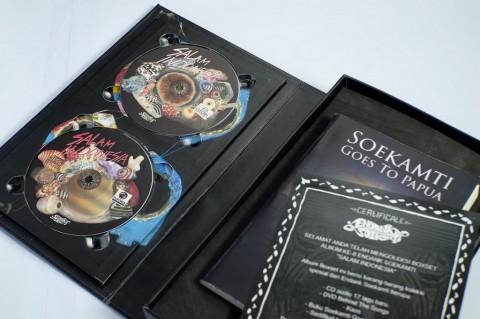 Endank Soekamti Bocorkan Lagu-Lagu di Album Terbaru