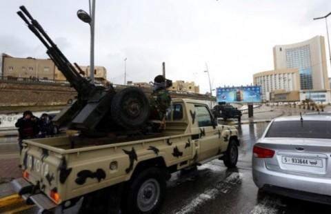 Militer Libya Tutup Pelabuhan Tobruk