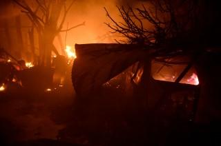 Kebakaran Hutan di Spanyol, Dua Orang Tewas Terpanggang