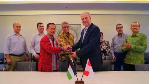 Indonesia Optimistis Tingkatkan Ekspor ke Yordania dan Palestina