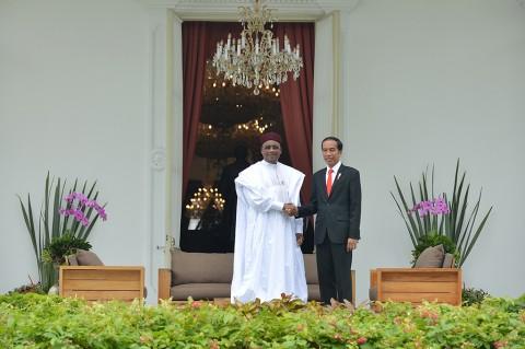 Jokowi: Indonesia dan Niger Punya Tiga Ikatan Kuat