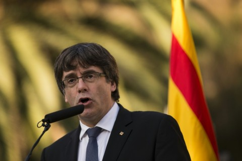 Independence Decision Day Looms for Catalan Leader